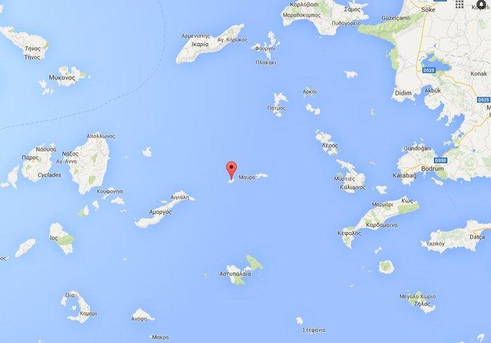 Τουρκική NOTAM για την πτώση του Αgusta Βell - εικόνα 2
