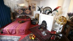 Μουσείο έγινε το διαμέρισμα του Τζίμι Χέντριξ στο Λονδίνο - φωτό -