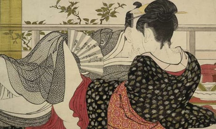 Kitagawa Utamaro, Lovers