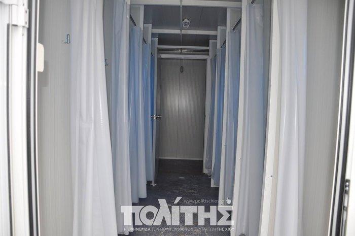 Ολοκληρώνεται το Hotspot της Χίου - Φωτογραφίες - εικόνα 4