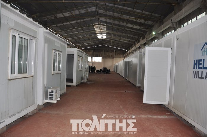 Ολοκληρώνεται το Hotspot της Χίου - Φωτογραφίες - εικόνα 7