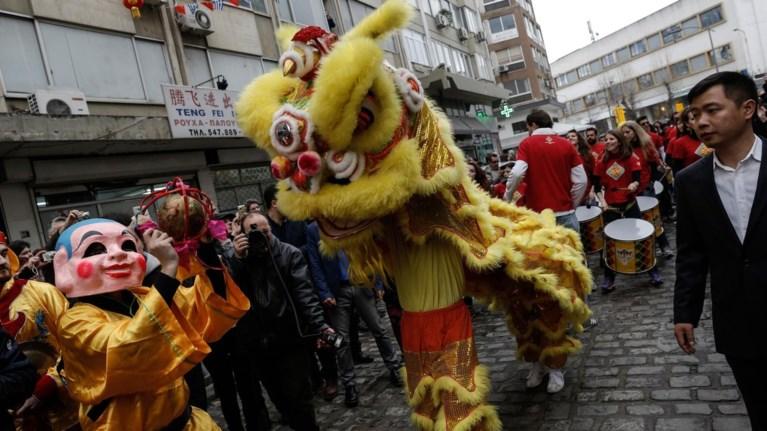 4ae26783fc8 Η Chinatown της Θεσσαλονίκης γιόρτασε την κινεζική πρωτοχρονιά ...