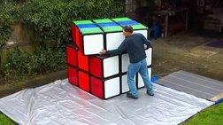 Αυτός είναι ο μεγαλύτερος Κύβος του Ρούμπικ του κόσμου video
