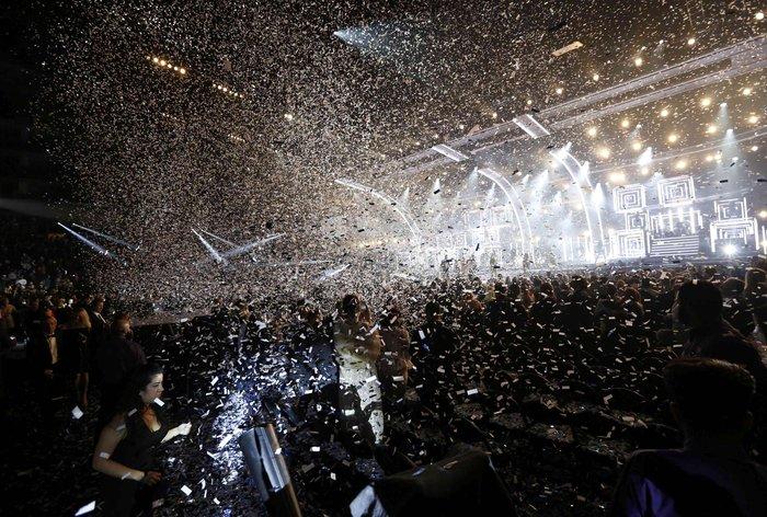 Στον Εντ Σίραν το Grammy για το τραγούδι της χρονιάς