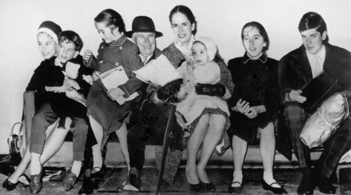 Η οικογένεια Τσάπλιν