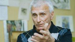 Στον μεγάλο δάσκαλο Π. Τέτση το ολοκαίνουργιο βραβείο Γιάννη Μόραλη