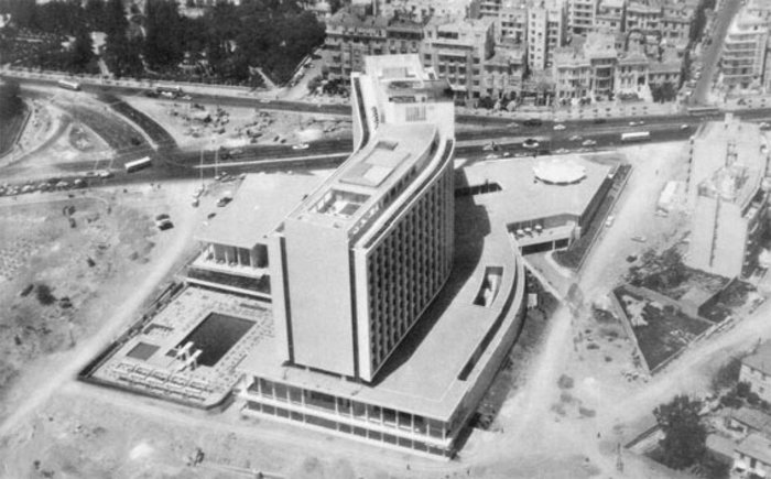 Ο «ουρανοξύστης» της Αθήνας
