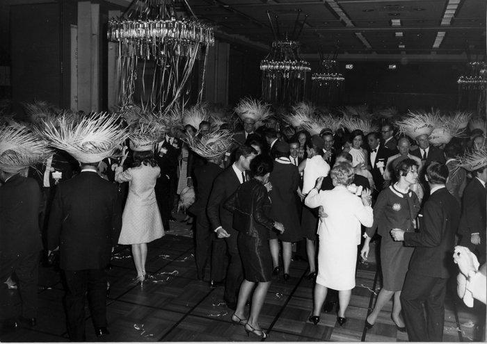 Χοροεσπερίδα στο Hilton