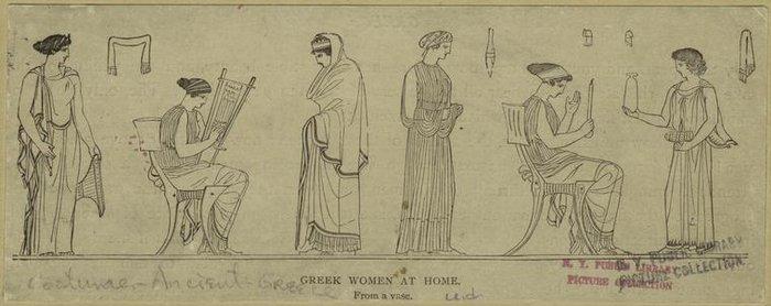 Γυναίκες στο σπίτι