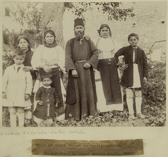 Οικογένεια ιερέα