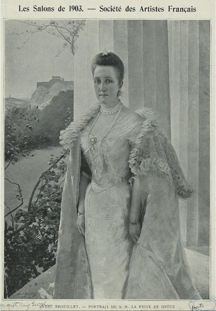 Η βασίλισσα Όλγα