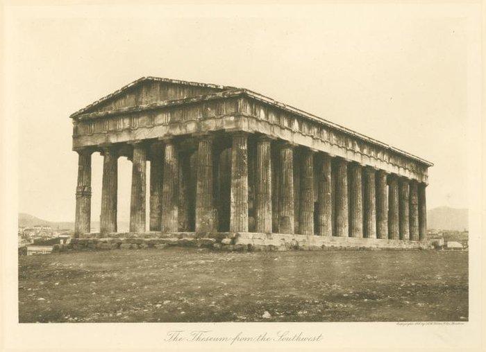 Ο ναός του Ηφαίστου