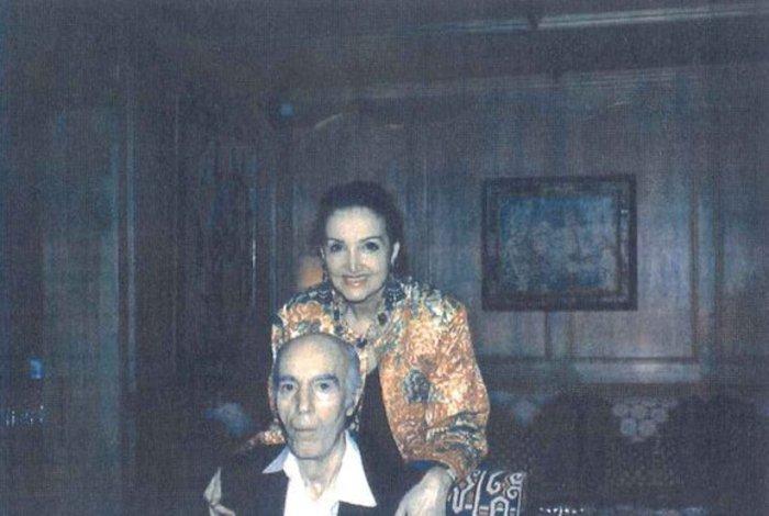 Βασίλης και Ελίζα Γουλανδρή