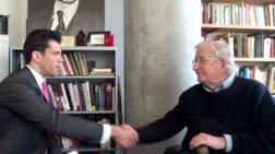 Ο Νόαμ Τσόμσκι στο TheTΟC: Αυτό που συμβαίνει στην Ελλάδα είναι καταστροφή