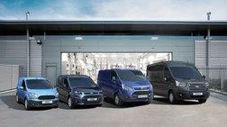 Επαγγελματικά Ford: Πρώτα στην Ευρώπη
