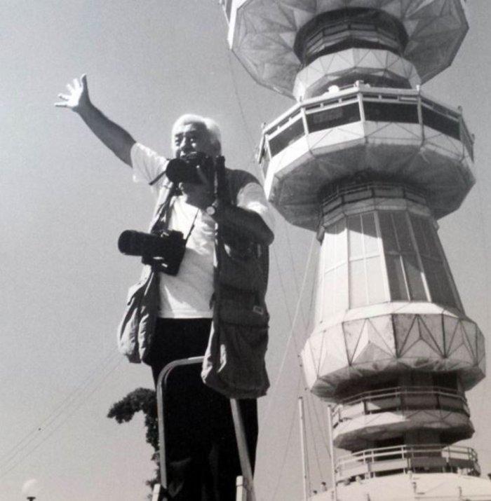 Πέθανε ο θρυλικός φωτορεπόρτερ Γιάννης Κυριακίδης - εικόνα 4
