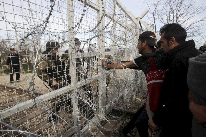 «Κόλαση» και επεισόδια από τους Αφγανούς στην Ειδομένη