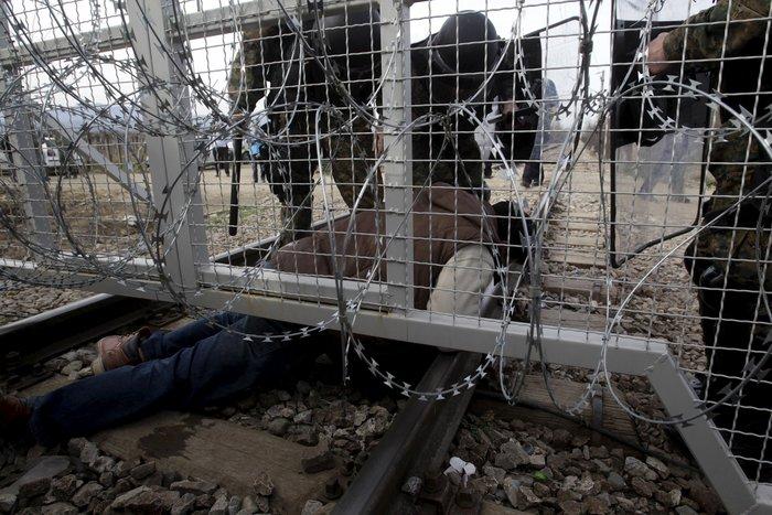 «Κόλαση» και επεισόδια από τους Αφγανούς στην Ειδομένη - εικόνα 2