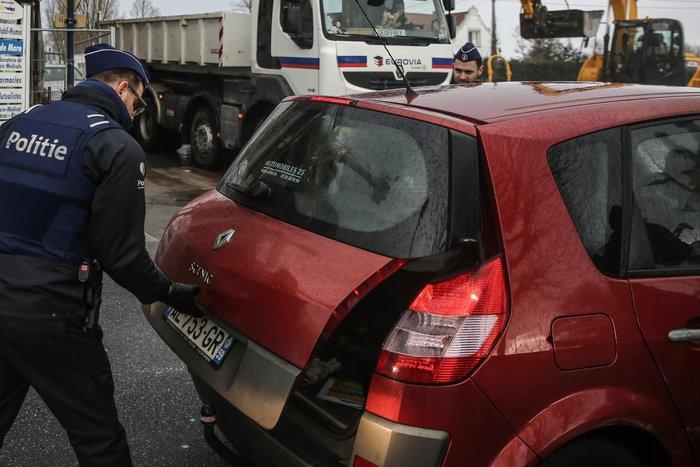 Το Βέλγιο «ψαλιδίζει» τη συνθήκη Σένγκεν