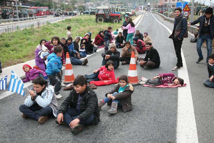 Εμφραγμα σε όλη τη χώρα από πρόσφυγες και μετανάστες - εικόνα 7