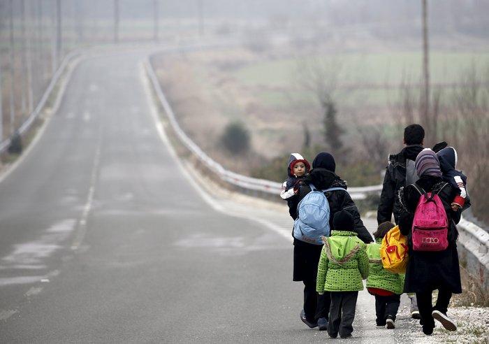 Εμφραγμα σε όλη τη χώρα από πρόσφυγες και μετανάστες - εικόνα 8