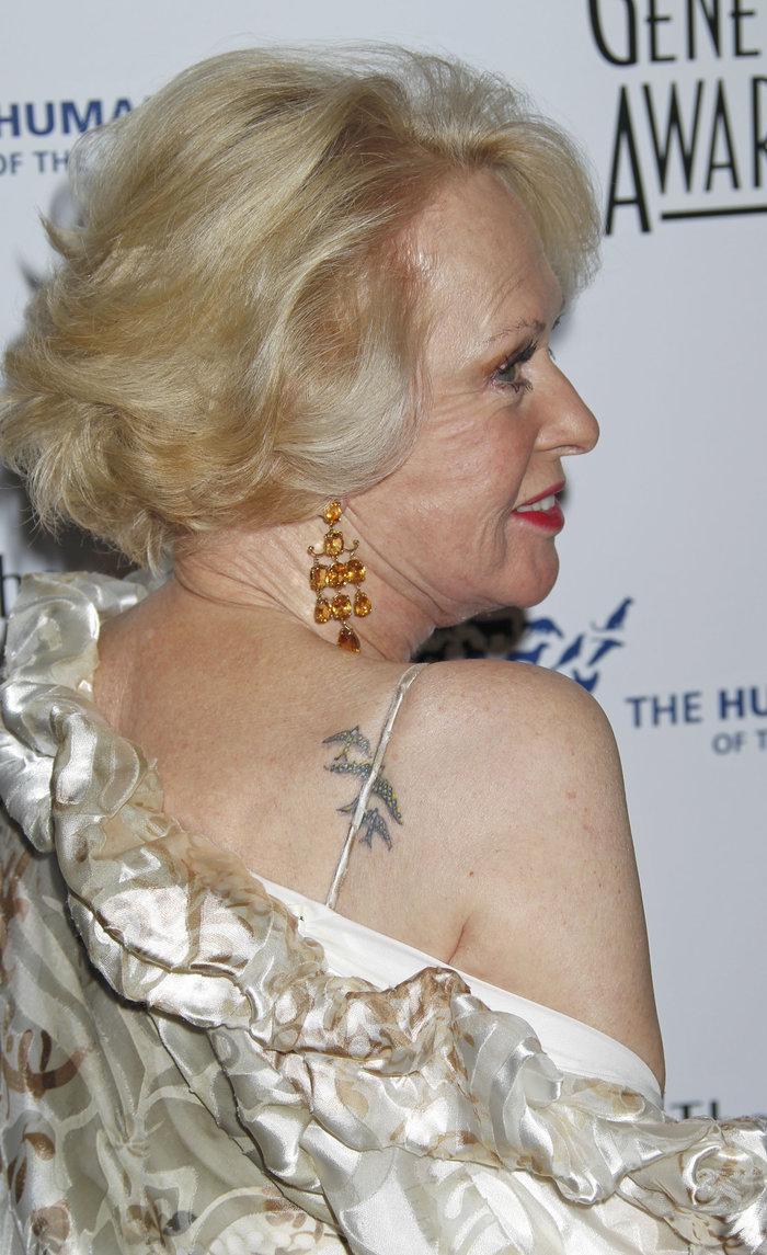 Η 58χρονη Μέλανι Γκρίφιθ σε σπάνια εμφάνιση με την 86χρονη θρυλική μαμά της - εικόνα 3