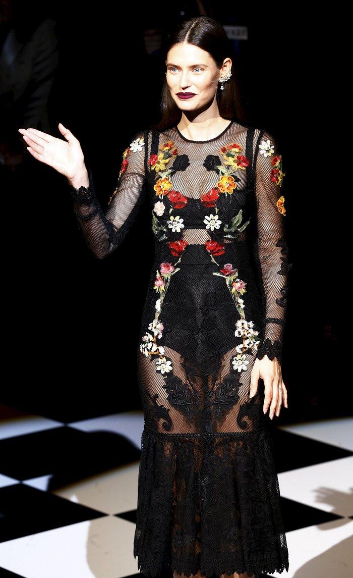 Εικόνες από τo εκπληκτικό σόου των Dolce & Gabbana στο Μιλάνο - εικόνα 19