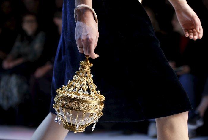 Εικόνες από τo εκπληκτικό σόου των Dolce & Gabbana στο Μιλάνο - εικόνα 16
