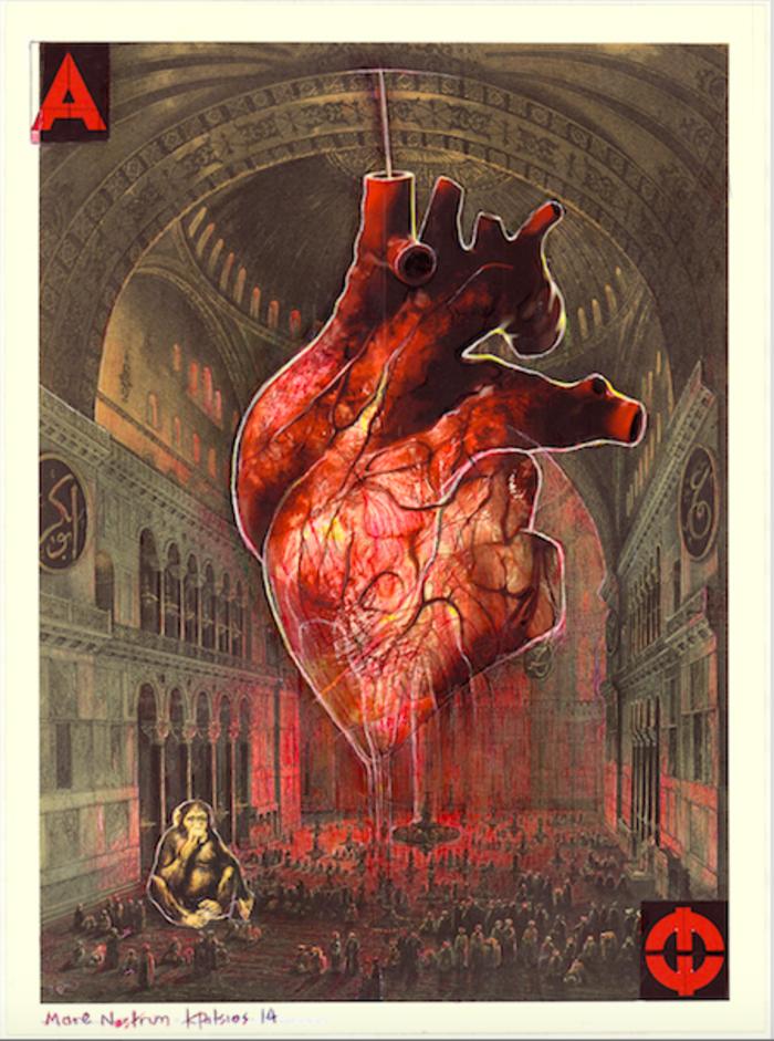 Ο Χαμένος Παρθενώνας του Κωνσταντίνου Πάτσιου στο Παρίσι - εικόνα 3