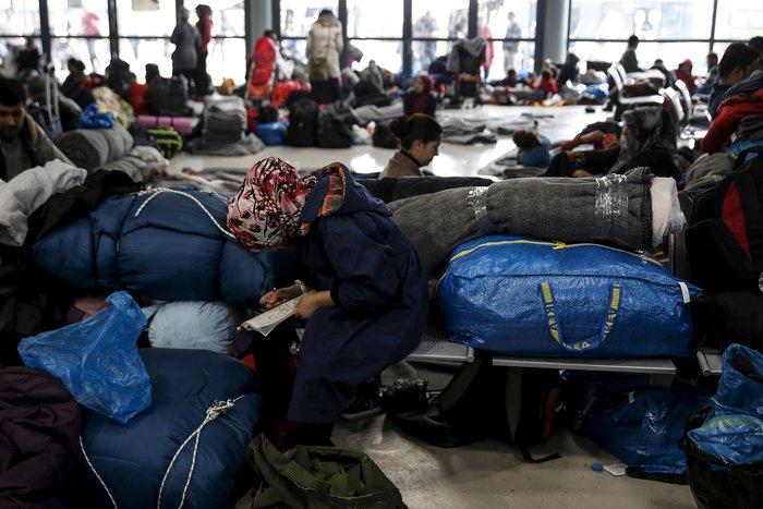 Ο χάρτης με τους χιλιάδες εγκλωβισμένους πρόσφυγες - εικόνα 11