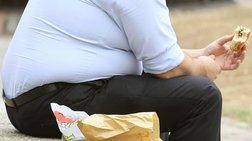 Υπέρβαροι και αγύμναστοι πάνω από τους μισούς Έλληνες