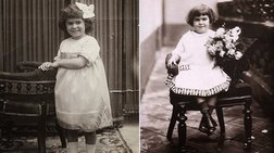 Η Φρίντα Κάλο σε σπάνιες παιδικές και νεανικές φωτογραφίες