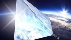 Μια διαστημική πυραμίδα θα φωτίζει τη Γη τα βράδια