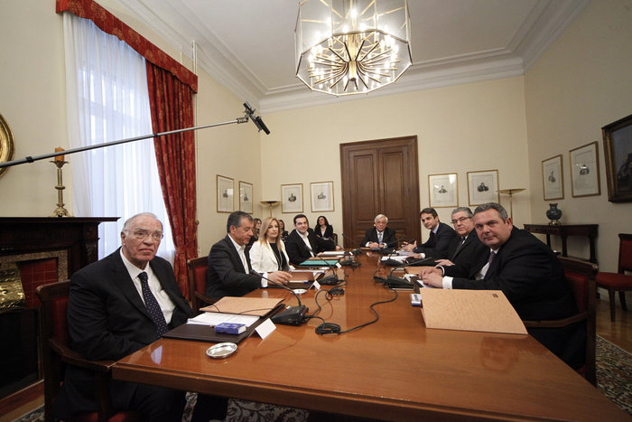 Συμβούλιο αρχηγών σε κλίμα καχυποψίας για το προσφυγικό - εικόνα 3