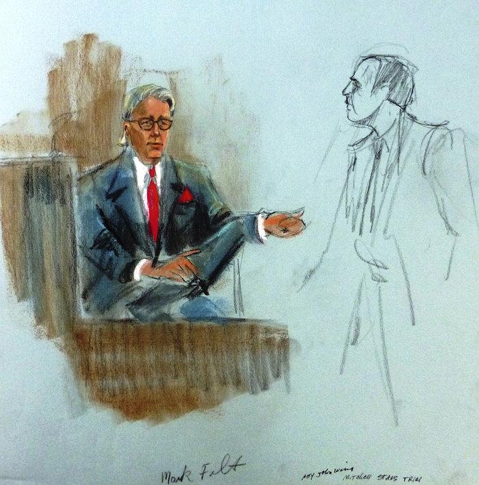 John Mitchell-Maurice Stans, η δίκη για το Ουότεργκέιτ