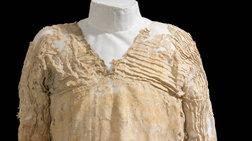 Αυτό είναι το παλαιότερο φόρεμα στον κόσμο ηλικίας 5.000 ετών
