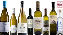 7 λευκά κρασιά +1 τσίπουρο για απίθανο τραπέζι την Καθαρά Δευτέρα