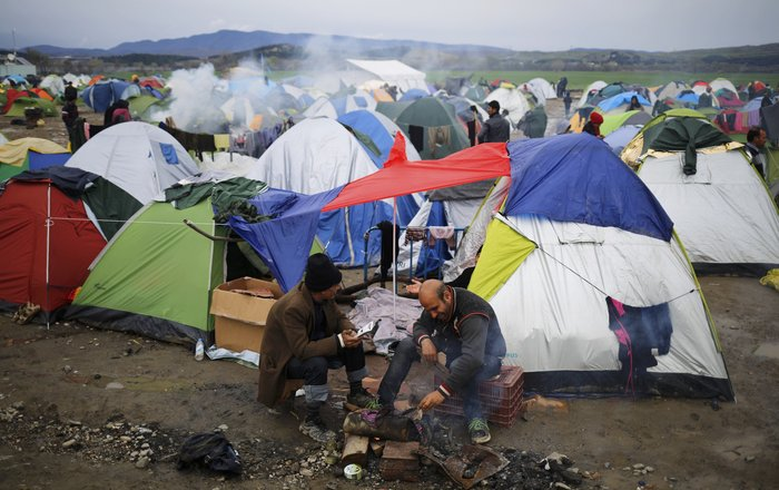 Ιταλοί καραμπινιέροι στα ελληνοαλβανικά σύνορα - εικόνα 3