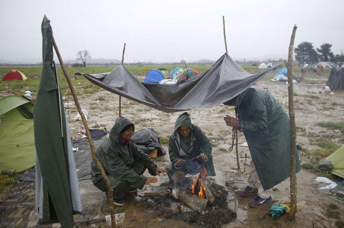 Ιταλοί καραμπινιέροι στα ελληνοαλβανικά σύνορα - εικόνα 4