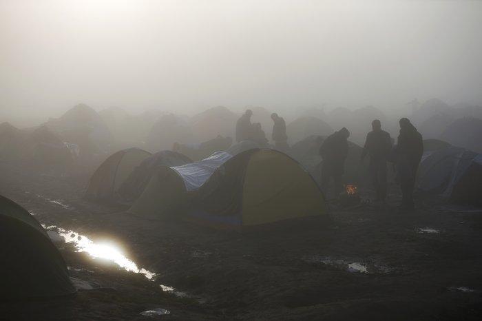 Ιταλοί καραμπινιέροι στα ελληνοαλβανικά σύνορα - εικόνα 7