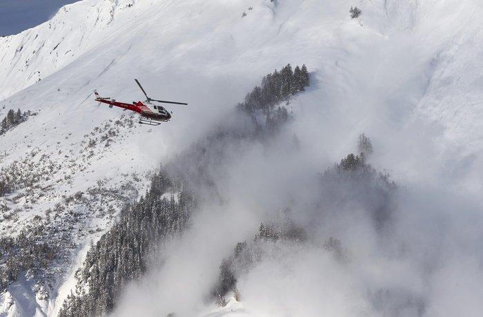 Χιονοστιβάδα καταπλάκωσε σκιέρ στις ιταλικές Αλπεις