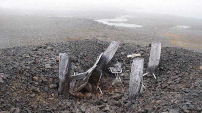 Βρέθηκε το νησί - φάντασμα του Χίτλερ στην παγωμένη Αρκτική