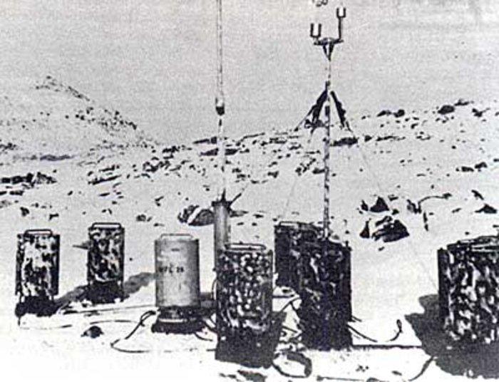 Βρέθηκε το νησί - φάντασμα του Χίτλερ στην παγωμένη Αρκτική - εικόνα 2