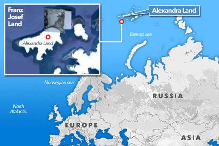 Βρέθηκε το νησί - φάντασμα του Χίτλερ στην παγωμένη Αρκτική - εικόνα 3