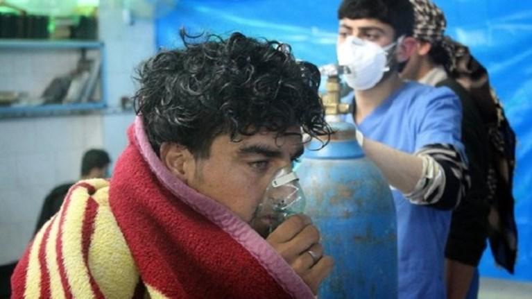 Το καθεστώς Άσαντ φέρεται να έχει επιτεθεί ξανά με χημικά