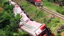 Καμερούν: Πάνω από 60 νεκροί από τον εκτροχιασμό τρένου