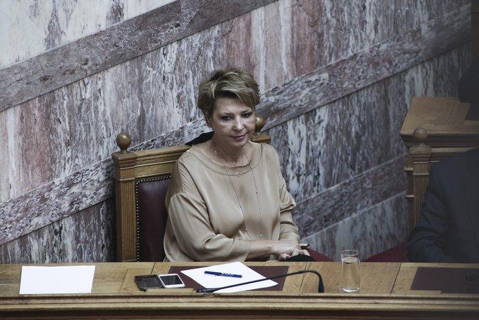 Η κυβερνητική εκπρόσωπος Όλγα Γεροβασίλη
