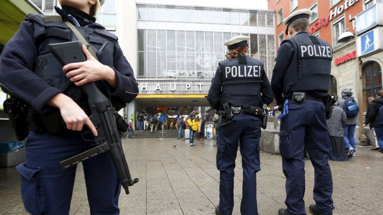 Μεγάλη αντιτρομοκρατική επιχείρηση σε πέντε γερμανικά κρατίδια