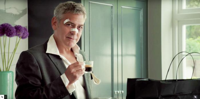 Μέχρι που μπορεί να φτάσει ο Clooney για να απολαύσει τον Nespresso του; - εικόνα 5