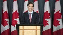Δεν πάει στις Βρυξέλλες ο Καναδός πρωθυπουργός Τζαστίν Τριντό